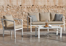 Acapulco Aluminium Garden Furniture