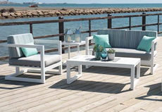 Alhama Aluminium Garden Furniture