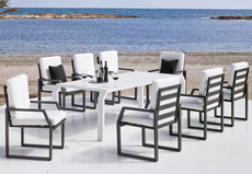 Aluminium Dining Sets