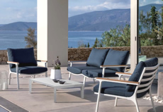 Acapulco Aluminium Klara Furniture
