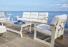 Rhone Luxury Aluminium Garden Furniture