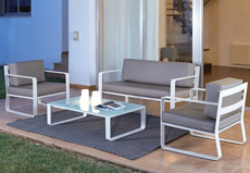 Rita Aluminium Garden Furniture Collection
