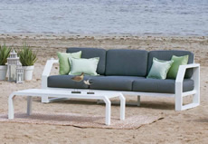 Zafiro Aluminium Garden Furniture