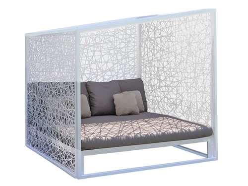Geometric Daybed