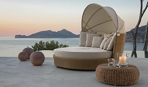 Romantic Daybed