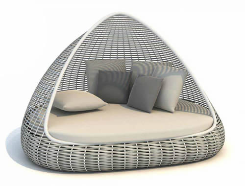 Skyline Shade Daybed