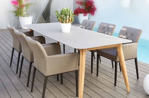 Kuta Garden Dining Table