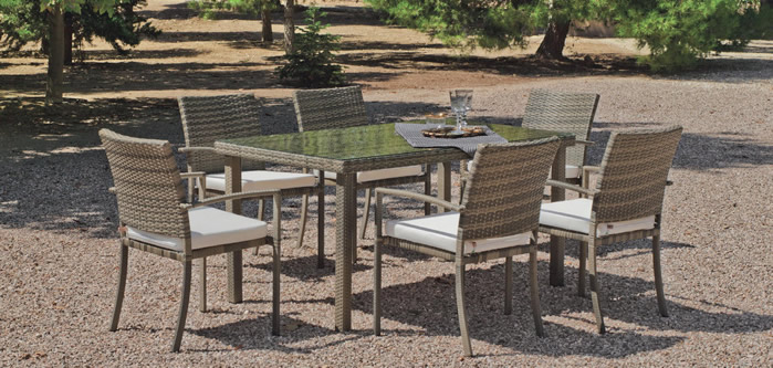 Garden Dining Table and Chairs Special Offer
