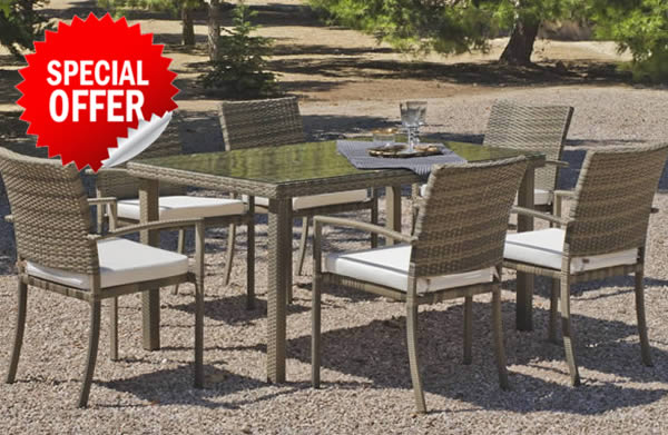 Garden furniture murcia biggest range of outdoor for Outdoor furniture spain