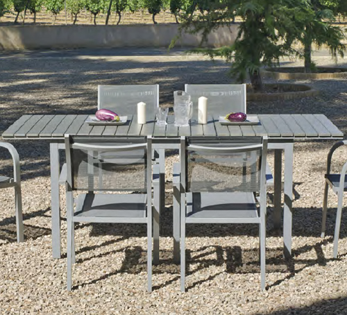 Hevea Denis Table and Chairs
