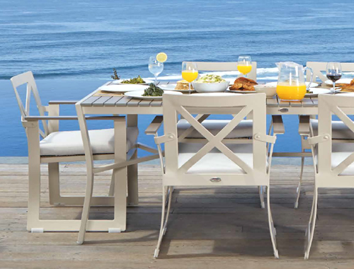 Skyline Rhone Dining Table Collection