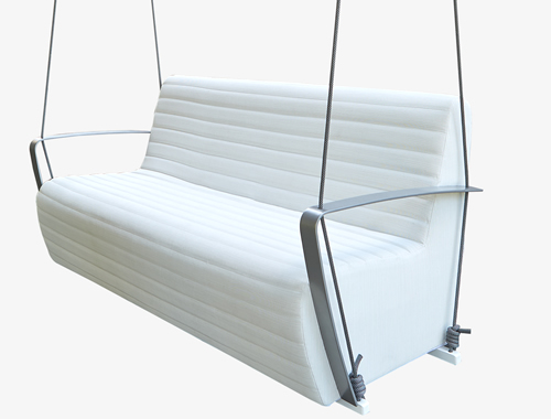 Skyline Axis Hanging loveseat