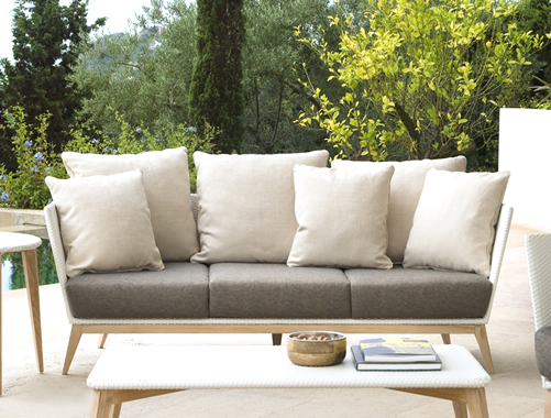 Arc Garden Sofa Collection