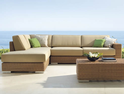 Golf Garden Sofa Collection