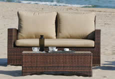 Kenia Garden Sofa Set