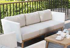 Pob Sofa Set - Stirling Garden Sofa