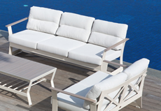 Rhone Garden Sofa Set