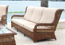 Ebony Luxury Garden Furniture