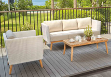 Pob Luxury Garden Furniture