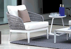 Buenos Contemporary garden Sofa Set
