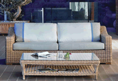 Cala Garden Sofa Set