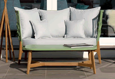 Float Garden Sofa Set