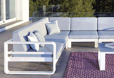 Joenfa Miami Garden Sofa Set