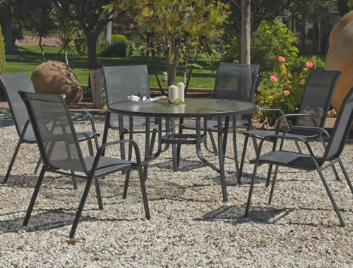 Sulam Garden Table and Chairs