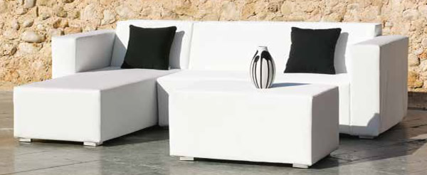 coloseo Garden Sofa Set
